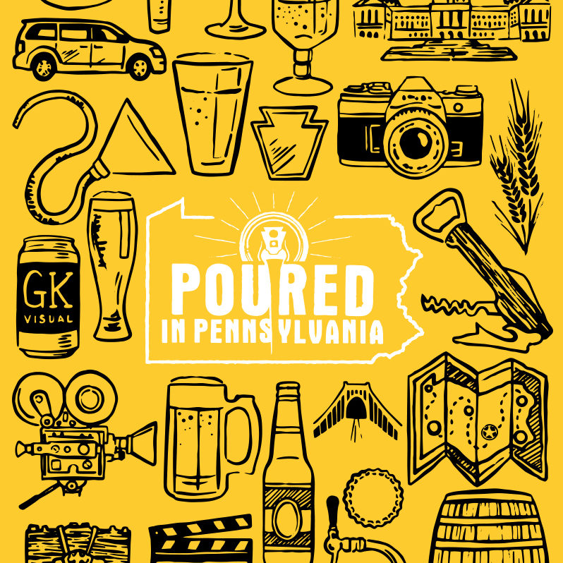 Poured in Pennsylvania by Nate Kresge