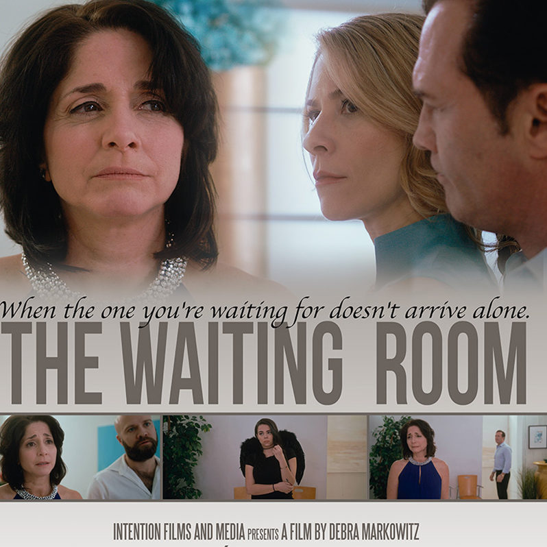 The Waiting Room by Debra Markowitz