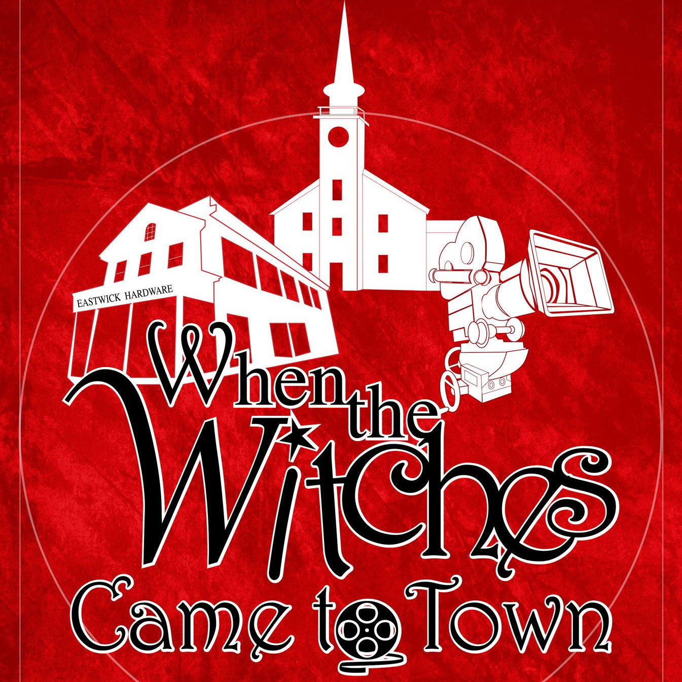 When The Witches Came To Town by David Fresina